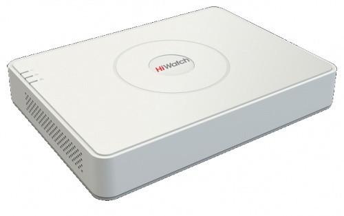 Hiwatch DS-N204P видеорегистратор сетевой
