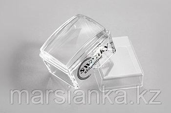 Штамп Swanky Stamping, прозрачный, силиконовый, прямоугольный, 2.5*3,5 см