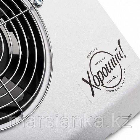 Пылесборник EMIL X2 Хороший, 60Вт пластиковый корпус (гарантия 12 месяцев), фото 2