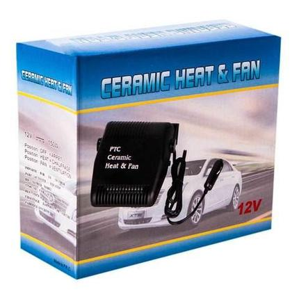 Автомобильный воздушный вентилятор-обогреватель SG006 {Секретная распродажа}, фото 2