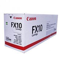 Лазерный картридж Canon FX-10 (Оригинальный, Черный - Black) 0263B002
