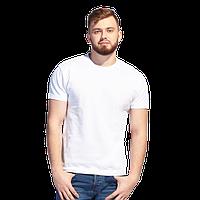 Однотонные футболки под нанесением логотипа повышенной плотности, фото 1