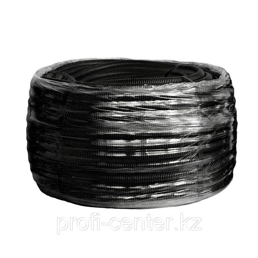 Труба ПХВ (черная) ф20* (100)
