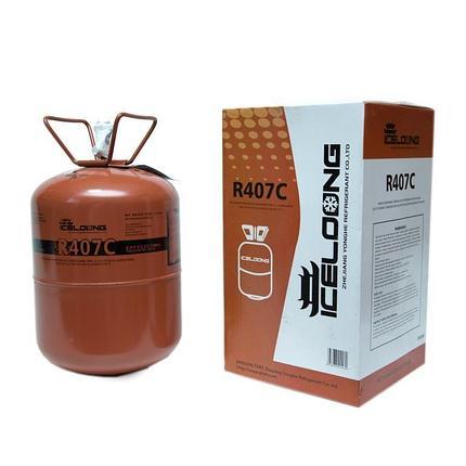 Фреон GAS 407С ICELOONG (11.3 кг), фото 2