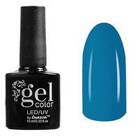 Гель-лак для ногтей трёхфазный LED/UV, 10мл, цвет В2-019 синий