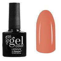 Гель-лак для ногтей трёхфазный LED/UV, 10мл, цвет В1-087 нежный персик