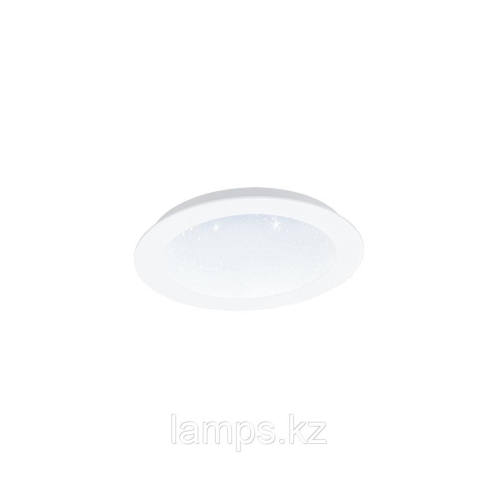 Встраиваемый светильник FIOBBO, сталь, стекло