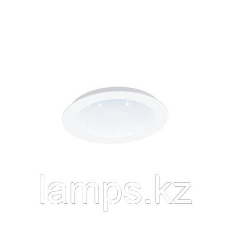 Встраиваемый светильник FIOBBO, сталь, стекло, фото 2