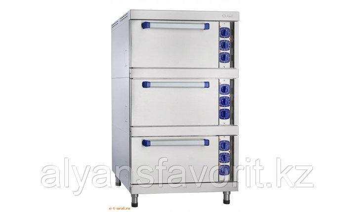 Печь пекарская Abat ШЖЭ-3-К-2/1 (с конвекцией), фото 2