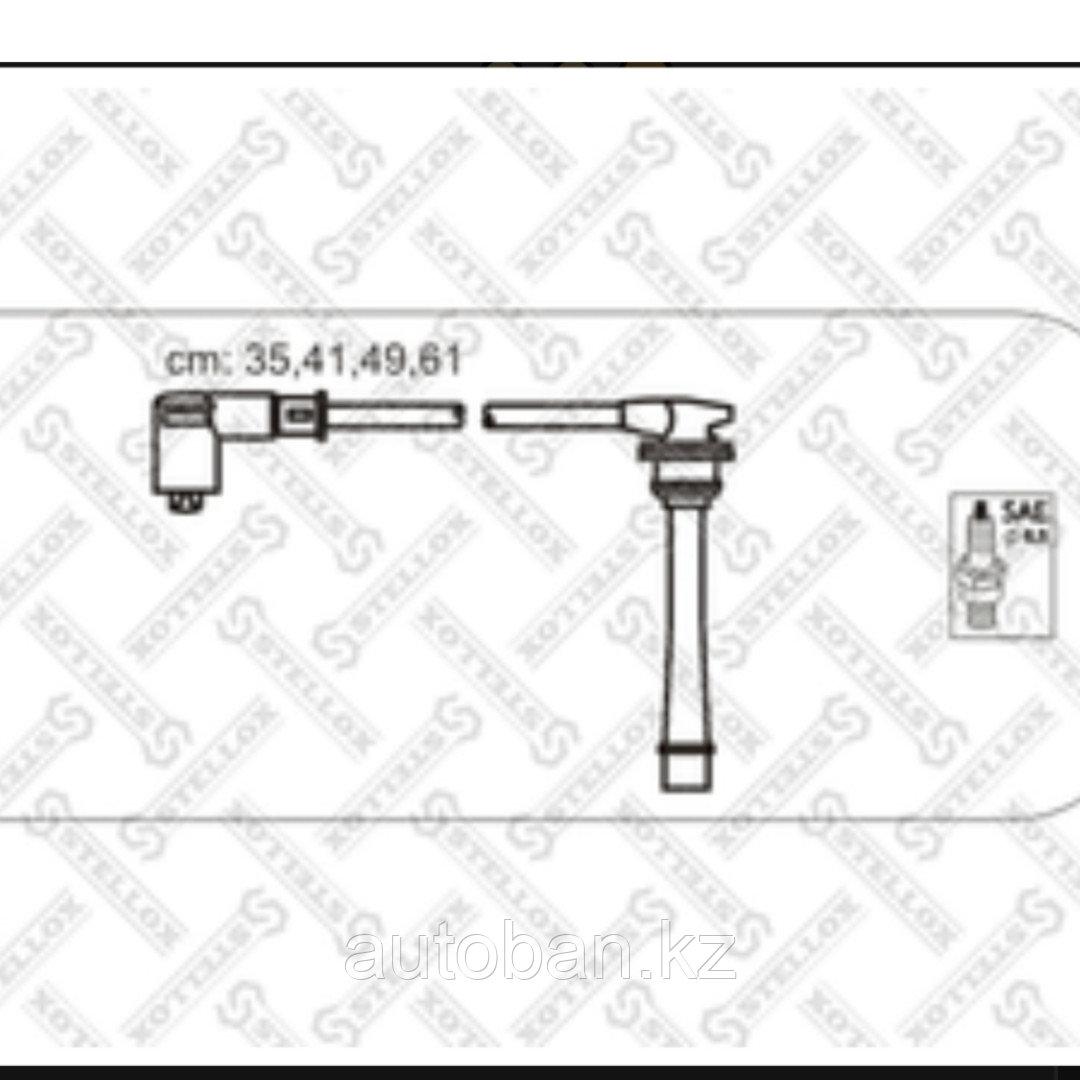 Провода зажигания на Hyundai Elantra