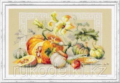 """Набор для вышивания крестом """"Праздник урожая"""""""