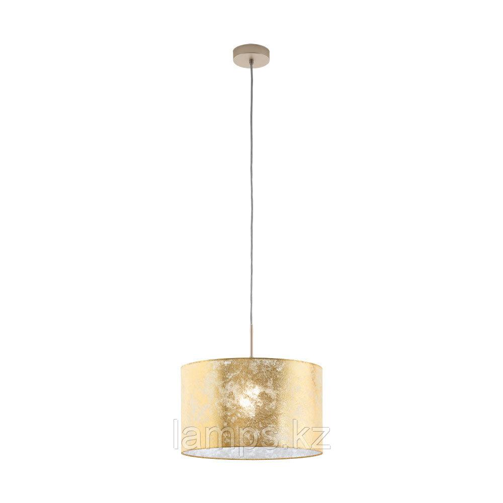 Светильник подвесной VISERBELLA, сталь, материал, HL  1 CHAMPAGNER  GOLD