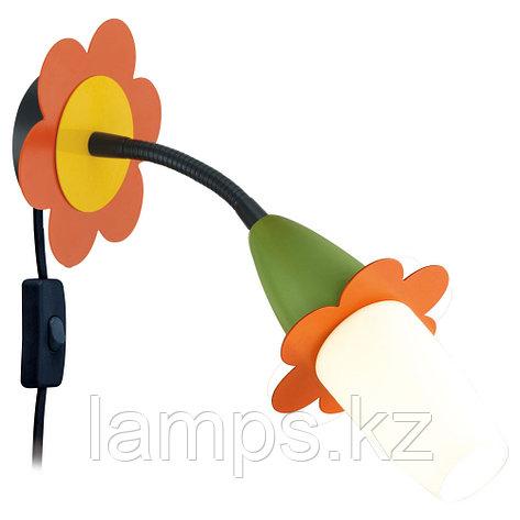 Светильник настенный VIKI E27, фото 2