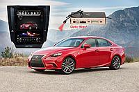 Автомагнитола для Lexus IS 2005-2012 TESLA STYLE IPS RedPower