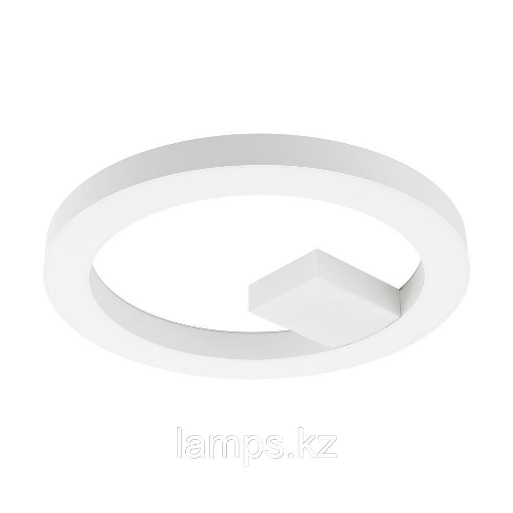 Светильник настенно/потолочный Eglo ALVENDRE-S, сталь, пластик