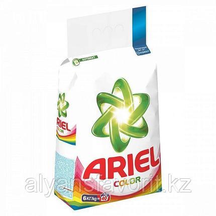 Стиральный порошок Ariel 6 кг автомат, фото 2