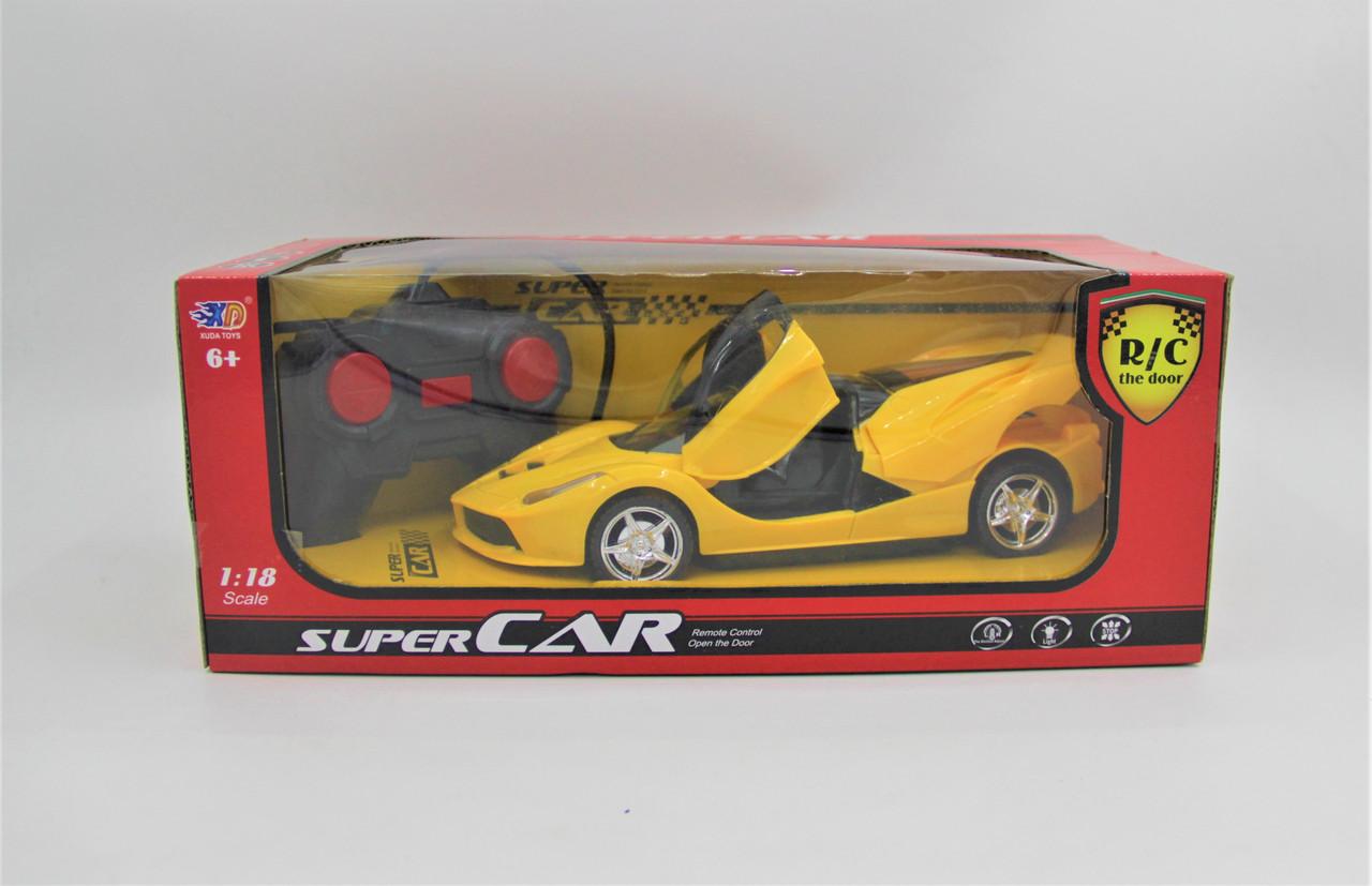 """Машинка на радиоуправлении """"Super car"""""""