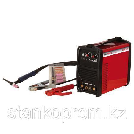 Аппарат сварочный инверторный для WIG/TIG-сварки TISA200