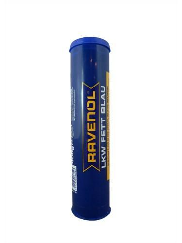 RAVENOL LKW Fett blau - многофункциональная автомобильная смазка на минеральной основе 400ge