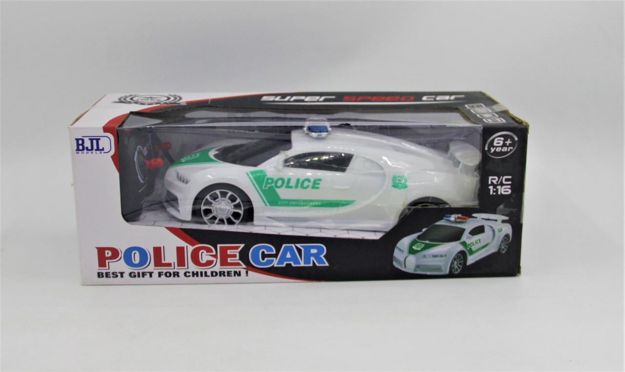 """Машинка на радиоуправлении """"Police car"""""""