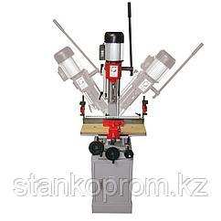 Станок сверлильно-пазовальный с поворотным столом  STM26S_230V