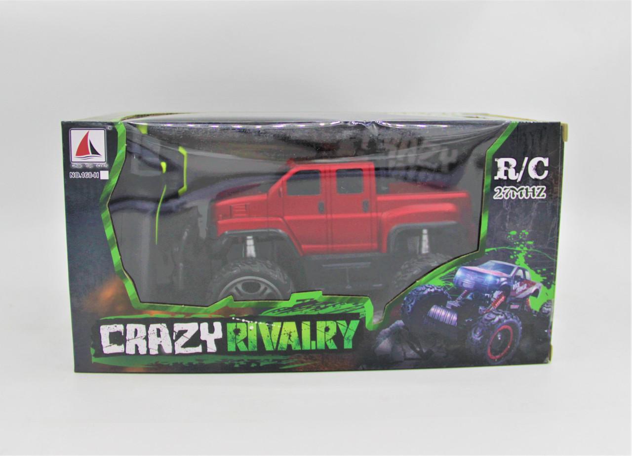 """Машинка на радиоуправлении  """"Grazy rivalry"""""""