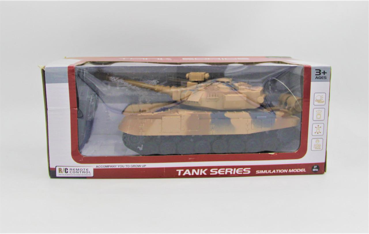 """Танк на радиоуправлении """"Tank series"""""""