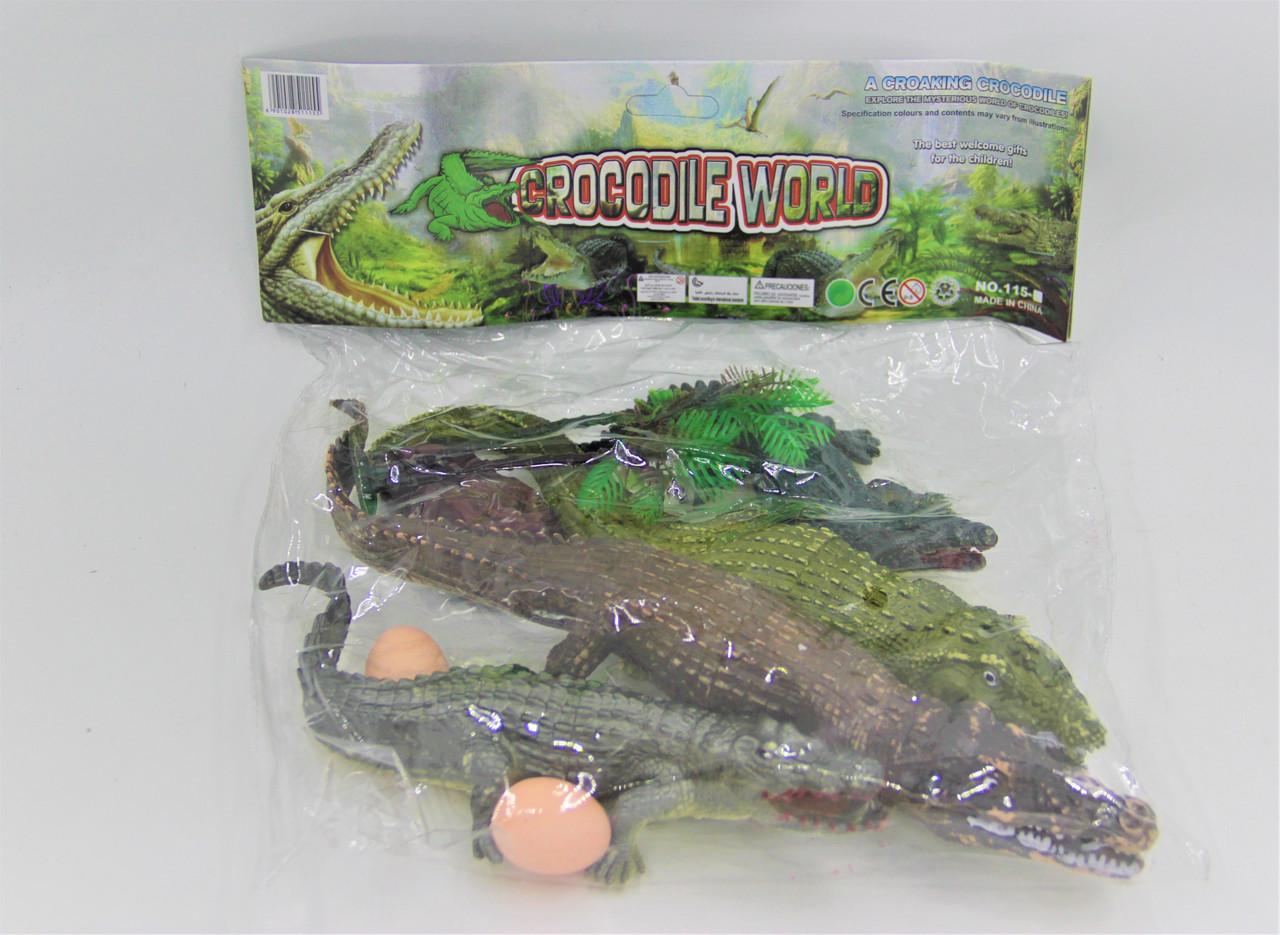 "Игрушка ""Crocodile world"""