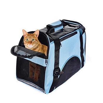 Сумки-переноски, лежаки, дверца для кошек