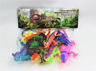 """Игрушки  """"Chameleon lizard"""""""