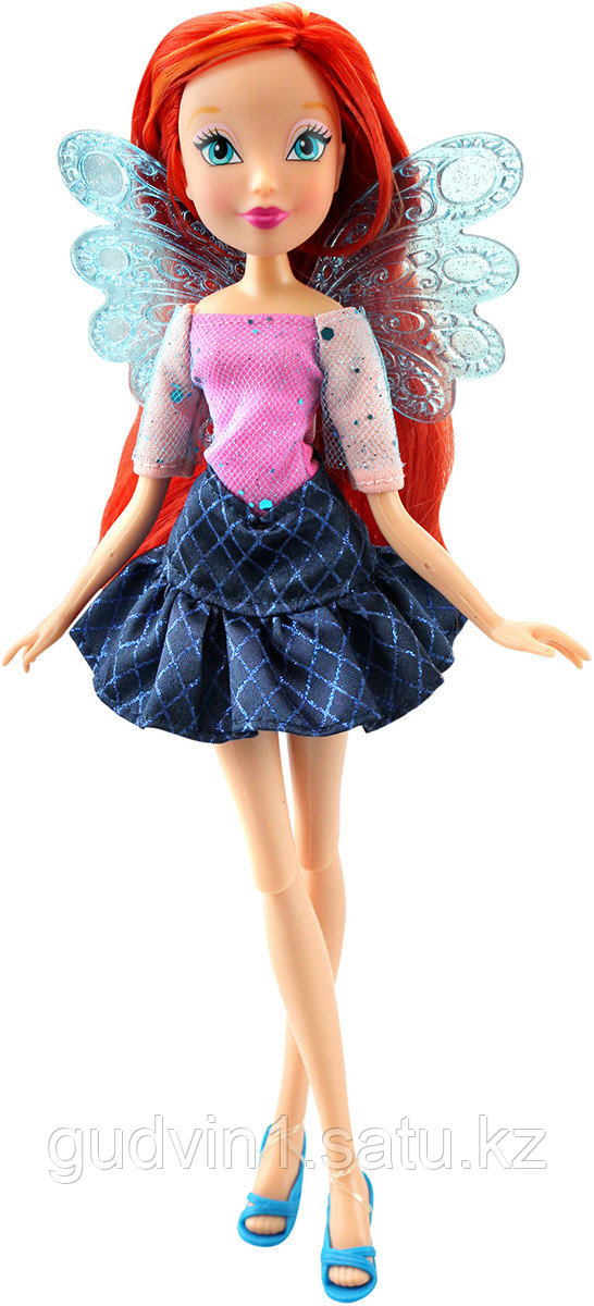 Winx Club Два наряда Кукла Флора IW01541802