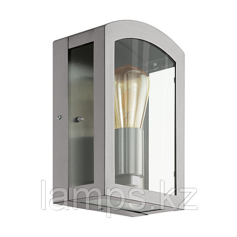 Светильник настенный Eglo PARETTA, сталь, стекло, фото 2