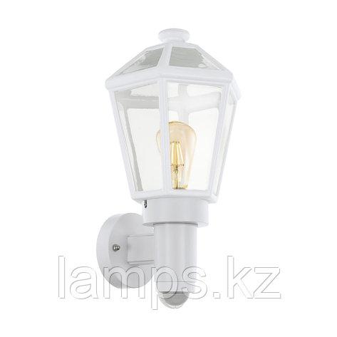Уличный настенный светильник Eglo MONSELICE, пластик, стекло, фото 2