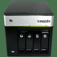 IP видеорегистратор Hikvision TRASSIR DuoStation AF 16