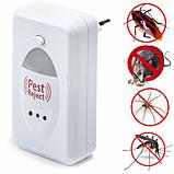 Устройство от насекомых и грызунов Pest Reject (Пест реджект), фото 5