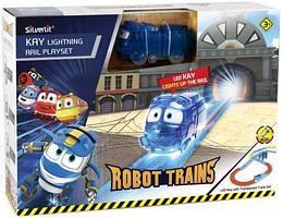 Набор Железная дорога Robot Trains 80187