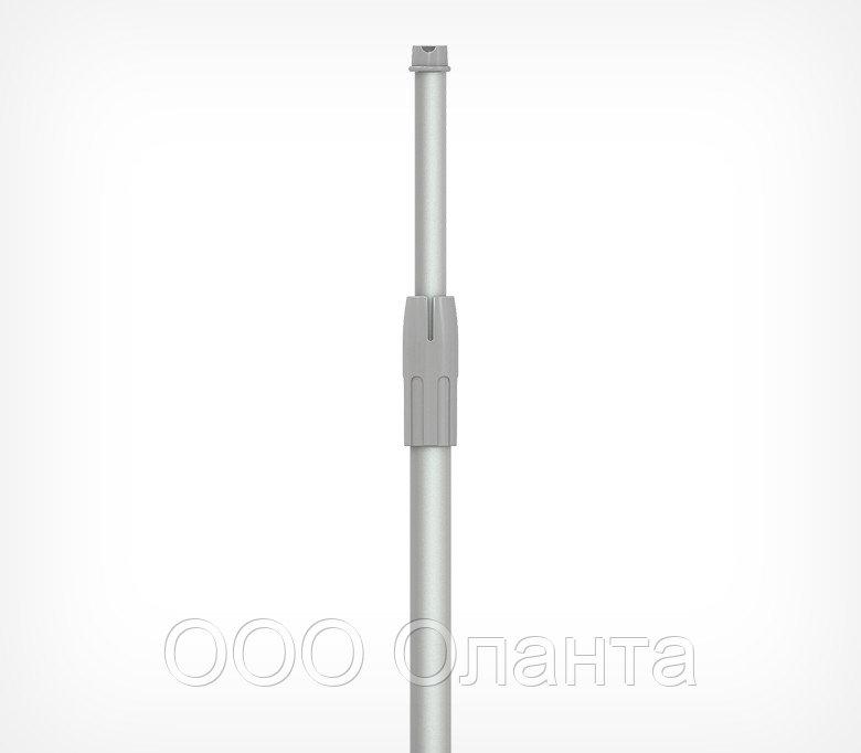 Алюминиевая телескопическая трубка под шарнирный держатель 230-350 мм (d=9-12 мм)
