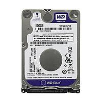 """Жёсткий диск для ноутбука Western Digital Blue HDD 500Gb WD5000LPCX 2,5"""", фото 1"""