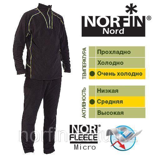 Термобелье Norfin NORD 02 р.S(44-46)