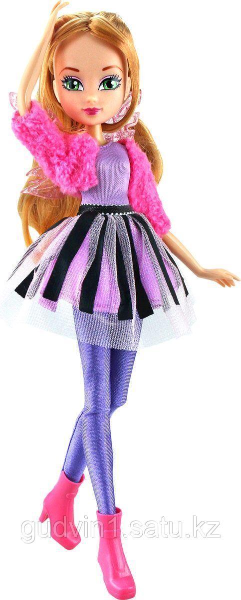 Кукла Winx Club Музыкальная группа Флора, IW01821902