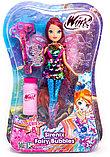 Кукла Winx Club Сиреникс мыльные пузыри Блум, IW01731801, фото 5