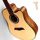 Электроакустическая гитара  Deviser LQ-570, фото 3