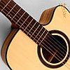 Электроакустическая гитара  Deviser LQ-570, фото 4