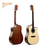 Электроакустическая гитара  Deviser LQ-570, фото 6