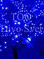 "Светодиодное дерево ""Сакура"" 2.3м высота, синего цвета. Декоративное уличное led дерево., фото 2"