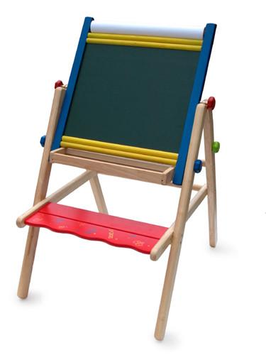 Игрушка парта-доска со скамеечкой