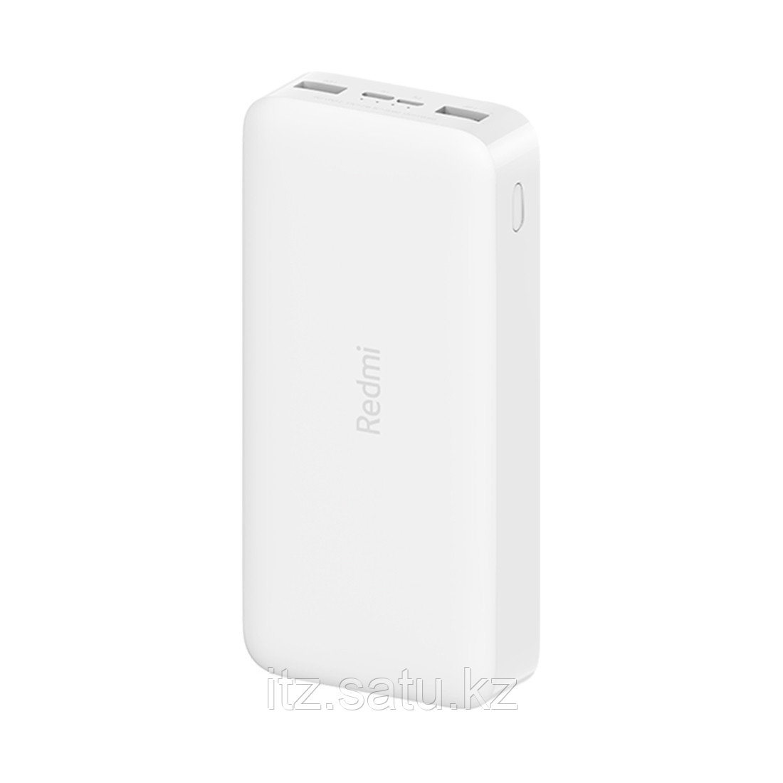Портативное зарядное устройство Xiaomi Redmi Power Bank 20000mAh (Fast Charge) Белый