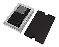 Набор подарочный BLACK GUN: универсальное зарядное устройство(10000мАh) и ручка; серый, Черный, -, 20221 30, фото 1