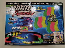 Детская игрушечная дорога-трек Magic Tracks 165