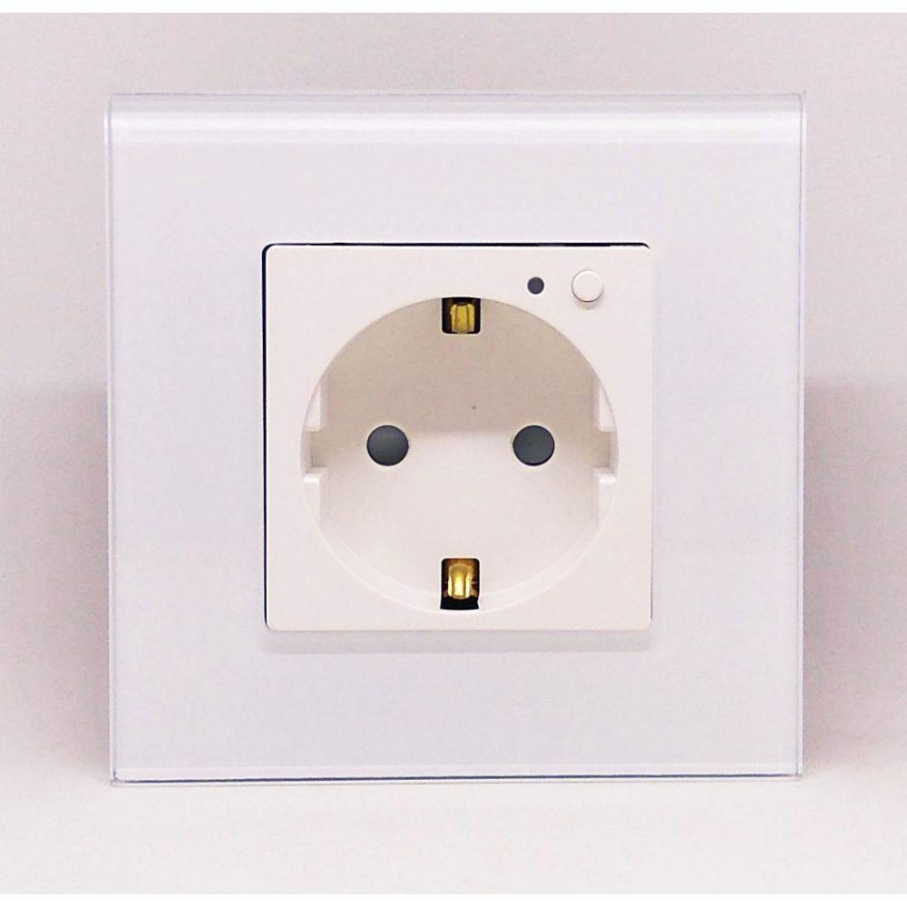 Умная WiFi розетка настенная STL V1-JV01